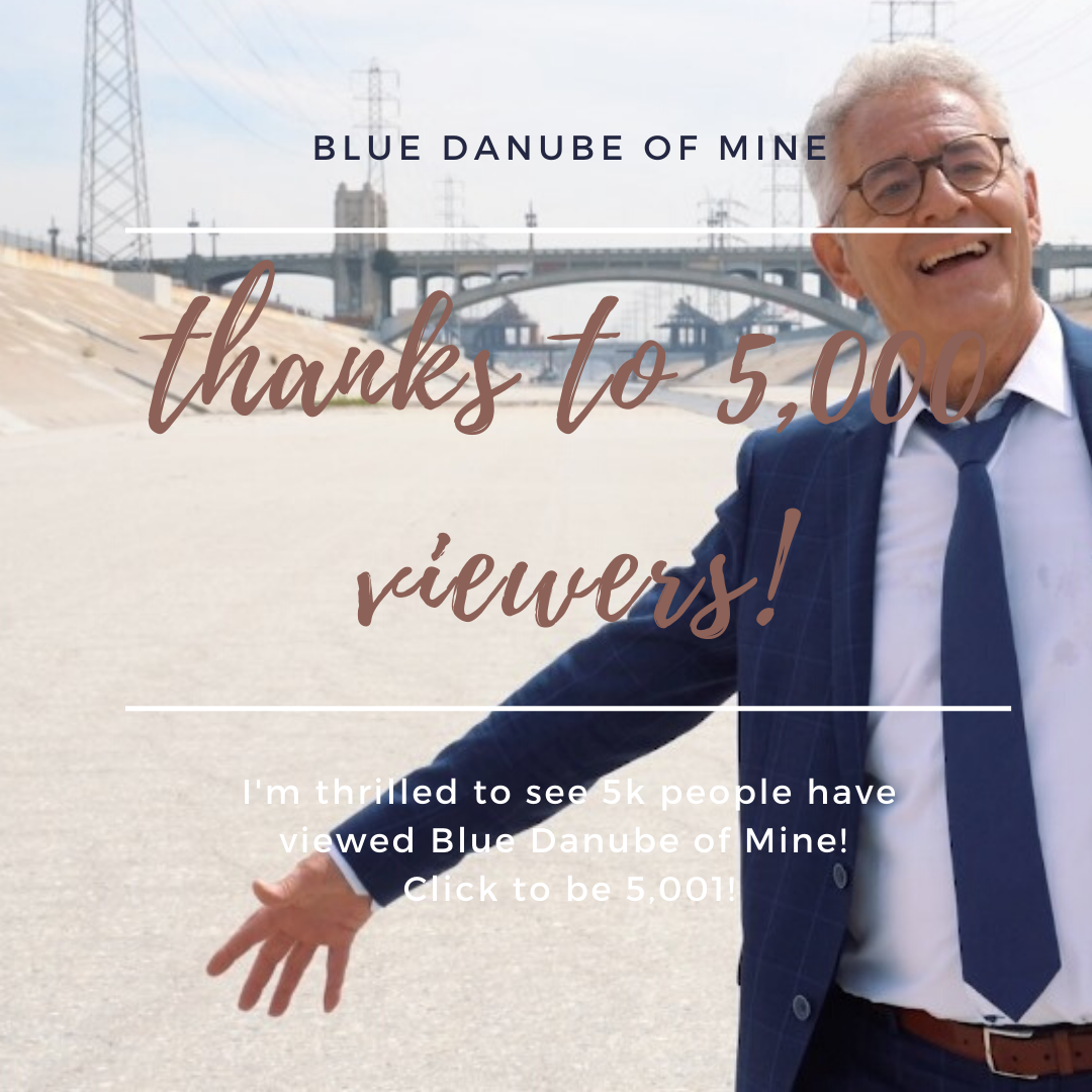 5,000 views for Blue Danube of Mine